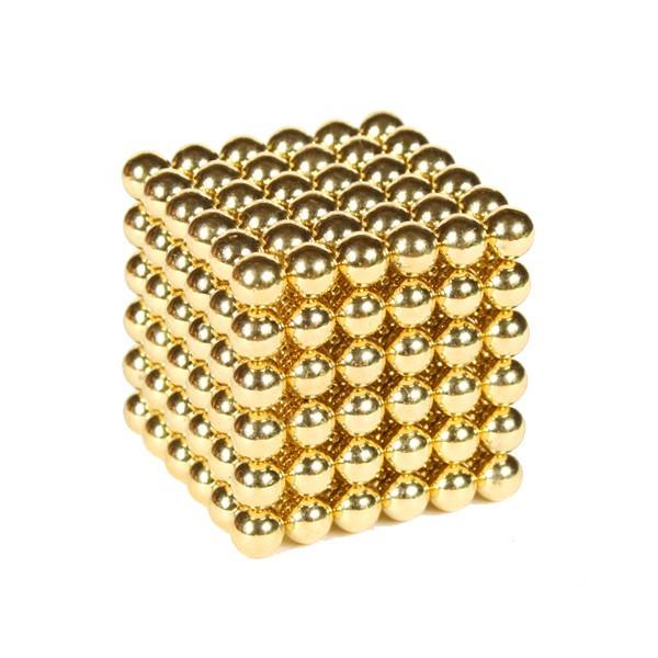 Нео куб Neo Cube золото 5мм