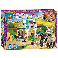 "Конструктор Bela (Lari) 11202 ""Стефані на скачках"" (аналог Lego Friends 41367), 343 дет, фото 1"