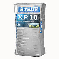 Stauf XP 10 выравнивающая смесь под эластичные, текстильные покрытия и многослойный паркет Штауф 25кг