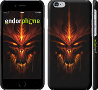 "Чехол на iPhone 6 Diablo ""156c-45"""