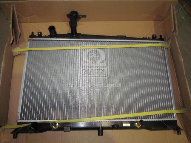 Радиатор охлаждения двигателя MAZDA 6 18/20 AT +-AC 02- (Ava). MZ2161 AVA COOLING