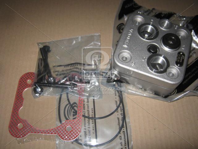 Головка компрессора в сборе WABCO, MB Axor с болтами (пр-во VADEN). 112010