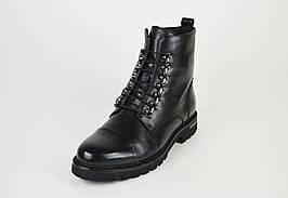 Ботинки кожаные зимние Anemone 9221