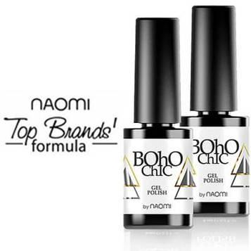 Гель-лак Naomi Boho Chic 6мл