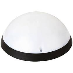 Светильник пластиковый Акуа Полная Луна Опал LED 12W c датчиком движения