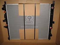 Радиатор охлаждения MERCEDES ML-CLASS W163 (98-) (пр-во Nissens). 62788A
