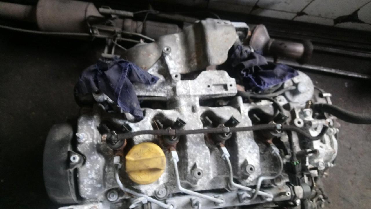 Двигатель Chevrolet Captiva 2.0 diesel механика