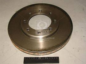 Диск тормозной ЗИЛ 5301 передний вентилируемый. 53013501070 Украина
