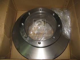 Диск гальмівний MERCEDES ATEGO (пр-во Winkler). 31630102800
