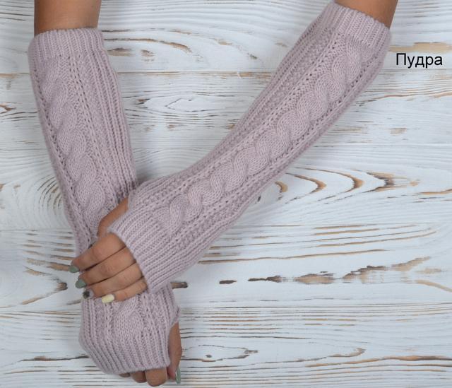 Мітенки жіночі рукавички