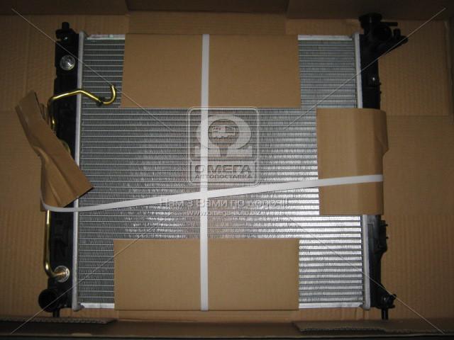 Радиатор охлаждения HYUNDAI TUCSON /KIA SPORTAGE III(09-) (пр-во Nissens). 675022