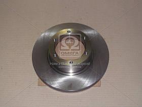 Диск тормозной ГАЗ 3302 передний d=104мм (пр-во УАЗ). 33023501077 Ульяновский автомобильный завод