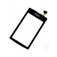 Сенсор Nokia N305/N306 чёрный, оригинал