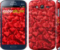 "Чехол на Samsung Galaxy Grand Duos I9082 Атласные сердца ""737c-66"""