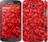 "Чехол на Samsung Galaxy Grand 2 G7102 Атласные сердца ""737c-41"""