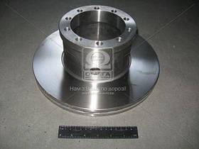 Диск тормозной DAF F1000 (пр-во CEI). 215023