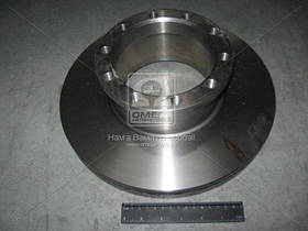 Диск гальмівний MAN L2000 (пр-во CEI). 215029
