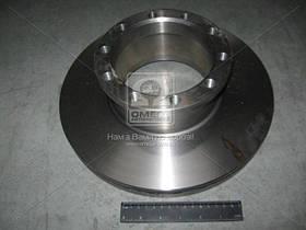 Диск тормозной MAN L2000 (пр-во CEI). 215029