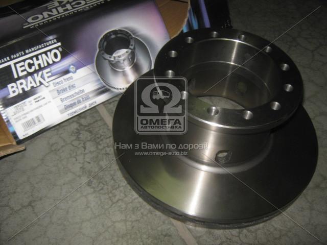 Диск тормозной DAF F1000 (пр-во Techno Brake). 960303 EMMERRE