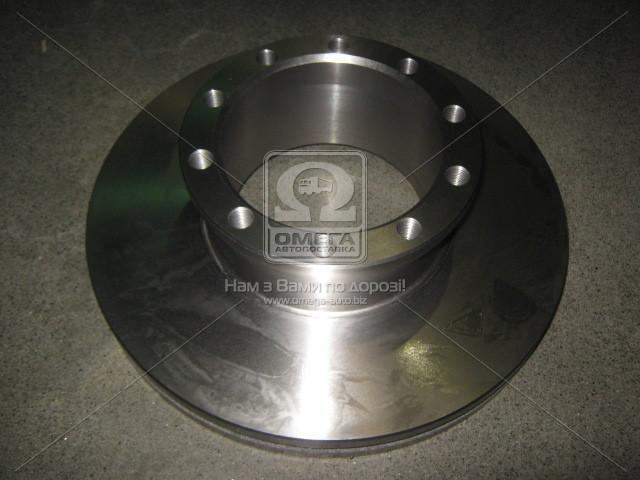 Диск тормозной MAN L2000 (пр-во Winkler). 31672000600