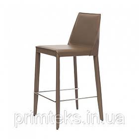 Полубарный стул Marco( Марко) серо-коричневый