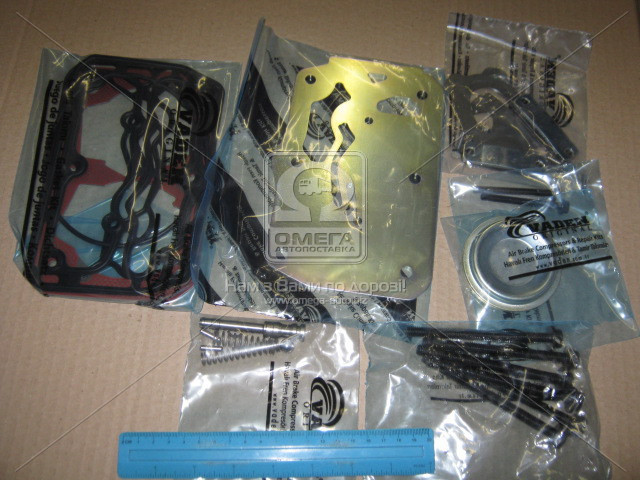 Р/к компрессора полный WABCO, RVI Magnum E-Tech, Premium, Kerax (пр-во VADEN). 1700020750