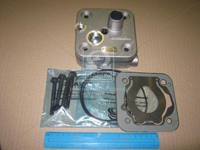 Головка компрессора в сборе WABCO, MB Axor, Atego (пр-во VADEN). 110410