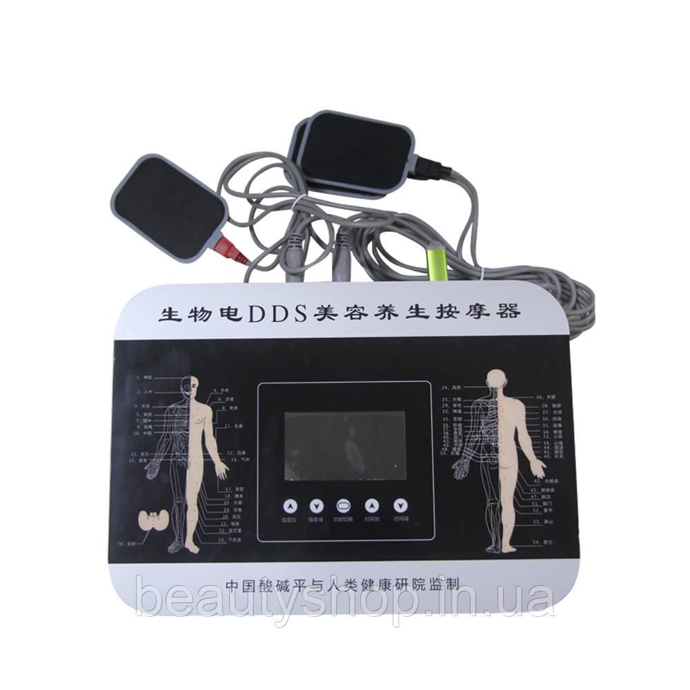 Биоэлектрический DDS массажер для тела / ультразвук / тепло / микроток / лифтинг груди / лифтинг лица
