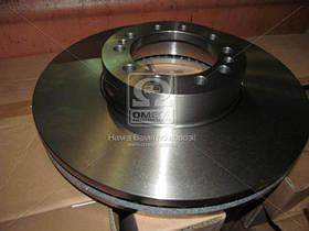 Диск тормозной RENAULT MAGNUM,PREMIUM (RIDER). RD5010216437