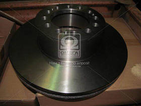 Диск тормозной передн. MAN F2000 (RIDER). RD81508030023