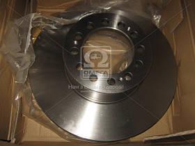 Диск тормозной передн. MAN TGA,TGX,F2000 (пр-во Techno Brake). 960321 EMMERRE