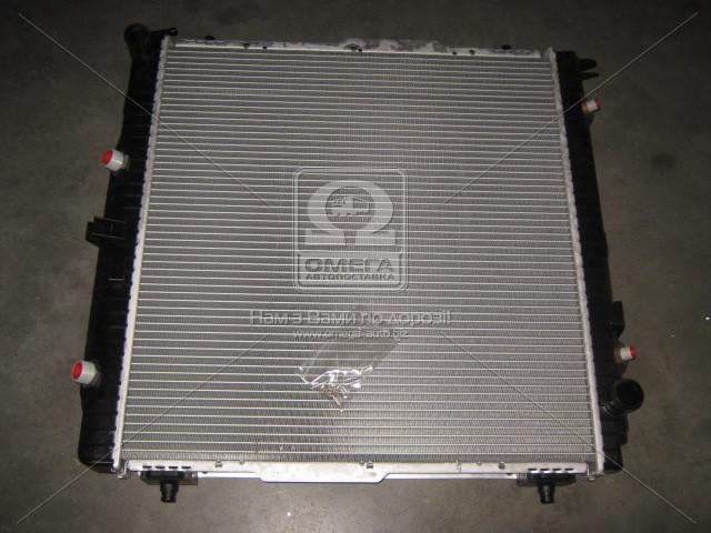 Радиатор охлаждения MERCEDES GW-CLASS W 463 (89-) (пр-во Nissens). 62599A