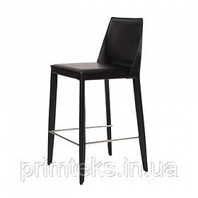 Полубарный стул Marco( Марко) чёрный