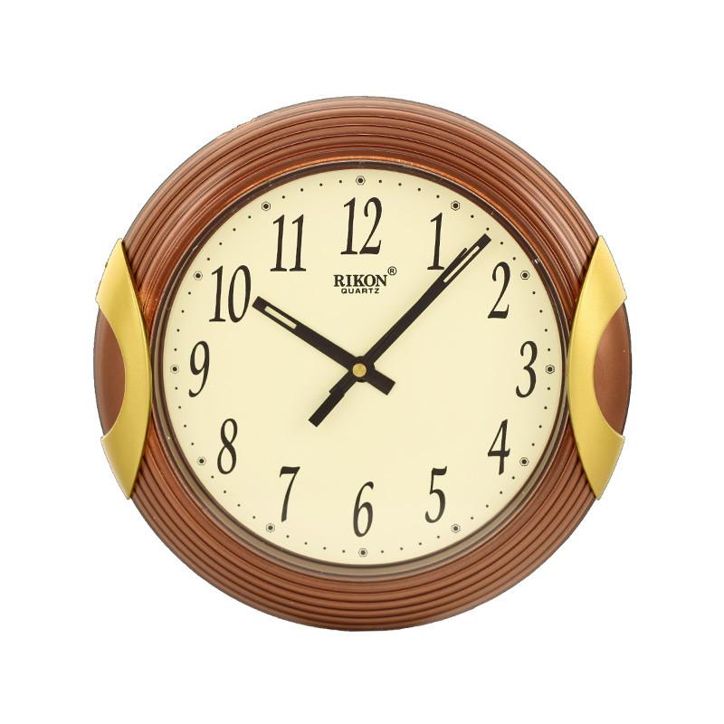 Часы настенные  Rikon 8051 Brown
