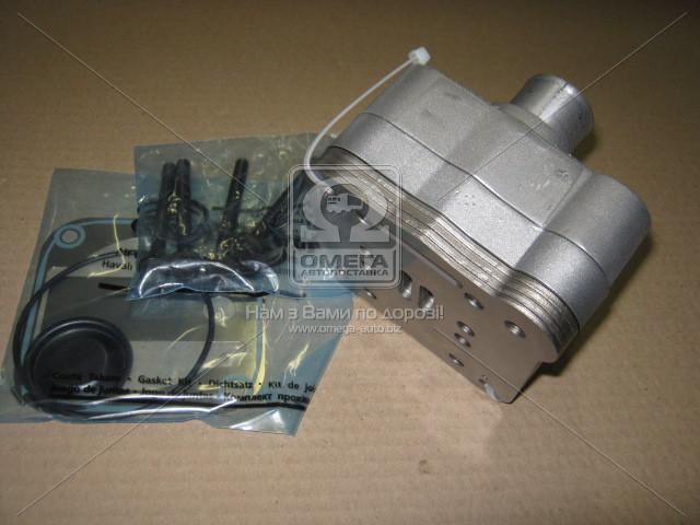 Головка компресора в зборі KNORR, MAN TGA без валу відбору потужності з болтами (пр-во VADEN). 120120