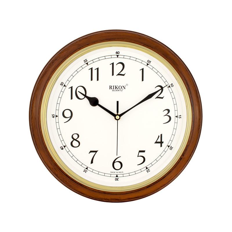 Часы настенные  Rikon 4151 Brown