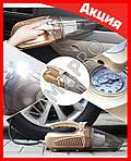 Автомобильный портативный пылесос 4 в 1 CAR VACUUM CLEANER, фото 4