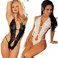Женское эротическое белье черное,боди, комбидрессы 11124п-а