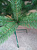 Новорічна штучна лита ялина 1,5 метра Буковельська зелена, фото 5