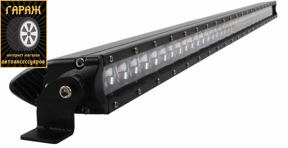 """Фара LED Балка 1295*43*80mm 250W(5W*50) Ближний+Дальний """"Лидер"""" LC4 5D 250W (1шт)"""