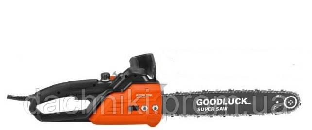 Пила цепная электрическая GOODLUCK SUPER ECS 2000/405 (Боковая), фото 2