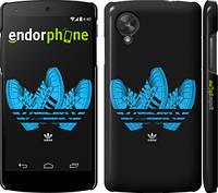 "Чехол на LG Nexus 5 Adidas 4 ""998c-57"""