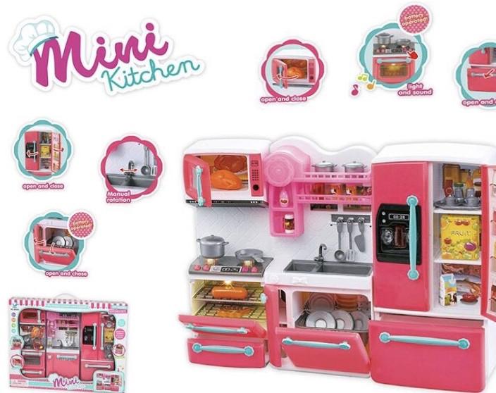 Мини кухня детская
