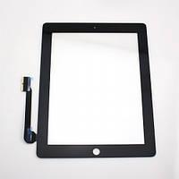 Тачскрин iPad 3/iPad 4 (A1416/A1430/A1403/A1458/A1459/A1460) с кнопкой (Black)