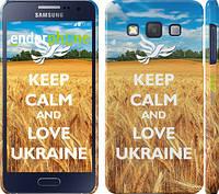 """Чехол на Samsung Galaxy A3 A300H Евромайдан 6 """"924c-72"""""""