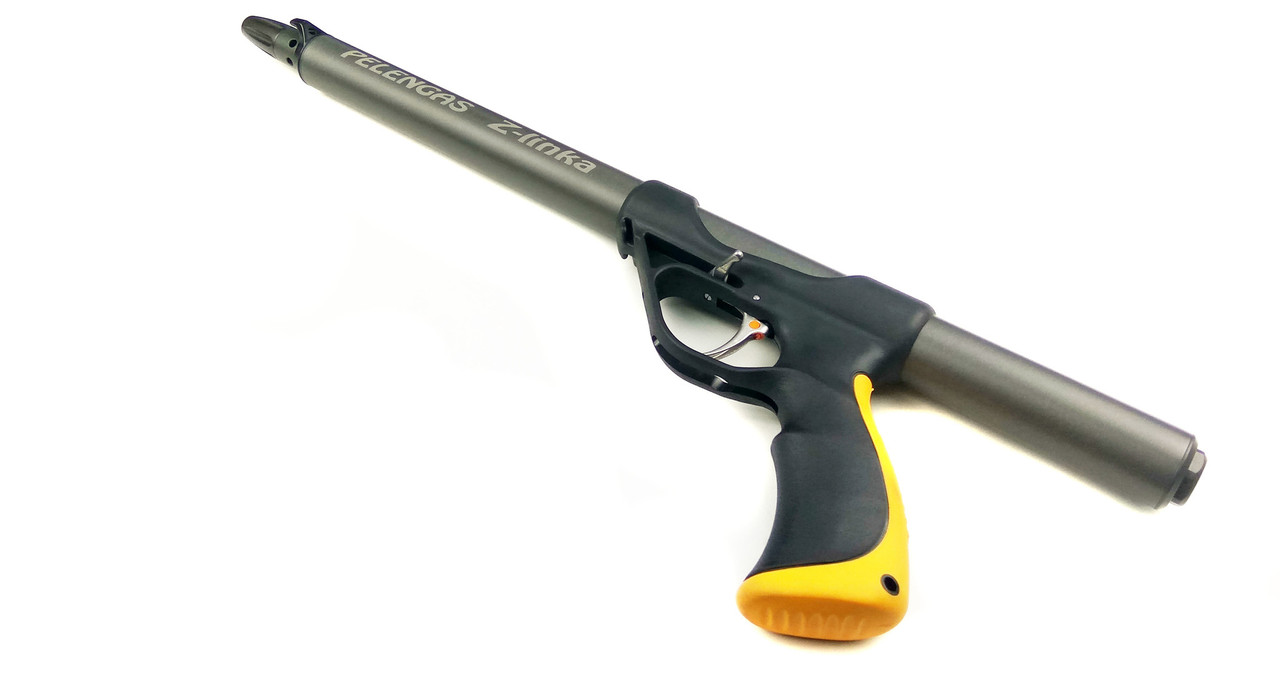 Подводное ружье Pelengas 55 Z-linka со смещенной рукояткой