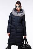 Женское зимнее пальто пуховик Кэт, р 42,  50. ТМ NUI VERY, Украина, фото 5