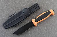 Нож туристический T1418 (длина лезвия 110 мм) стеклобой, фото 1