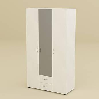 Шкаф-6 белый Компанит