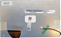 "Матрица для ноутбука 7,1"", Normal , 60 pin , 800x480, Светодиодная , без креплений, глянцевая, AU Optronics , A070VW04 V.0"